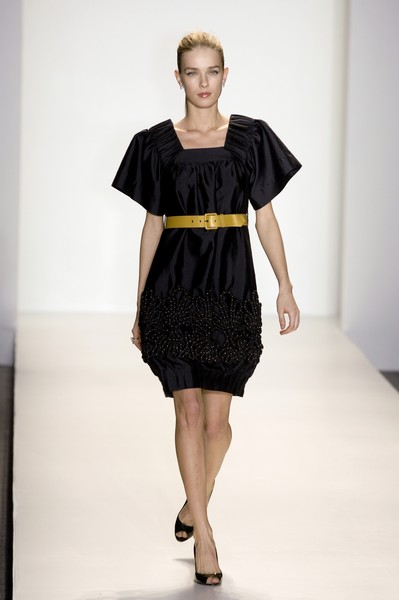Lela Rose at New York Fall 2007