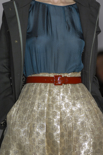 Lela Rose at New York Fall 2008 (Details)