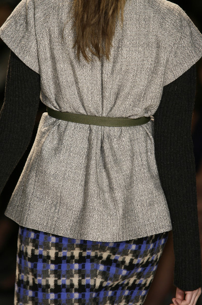 Lela Rose at New York Fall 2009 (Details)