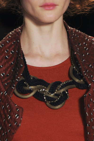Lela Rose at New York Fall 2013 (Details)