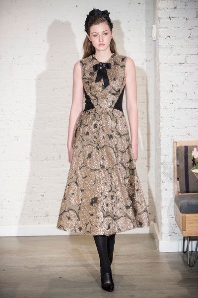 Lela Rose at New York Fall 2017 [clothing,fashion model,dress,fashion,day dress,haute couture,fashion design,fashion show,neck,outerwear,dress,cocktail dress,supermodel,fashion,haute couture,runway,model,dress,new york fashion week,fashion show,runway,fashion show,cocktail dress,dress,fashion,haute couture,model,supermodel,photo shoot,gown]