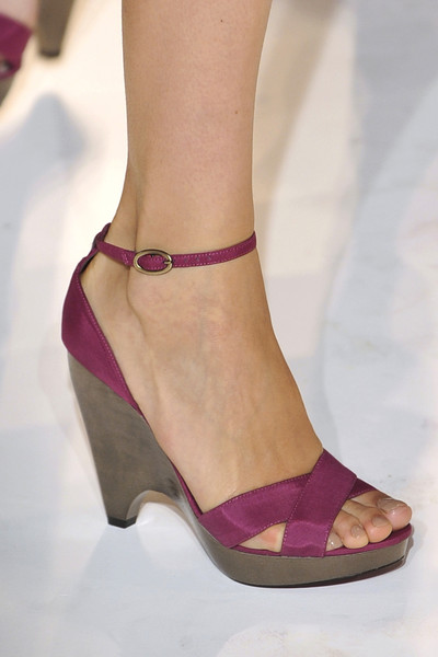 Lela Rose at New York Spring 2010 (Details)