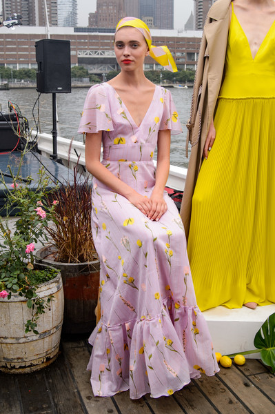Lela Rose at New York Spring 2019