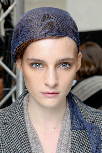Leonard at Paris Fall 2012 (Backstage)