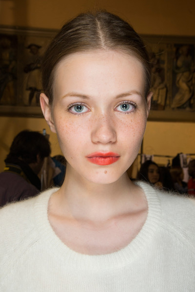 Lie Sang Bong at Paris Spring 2013 (Backstage)