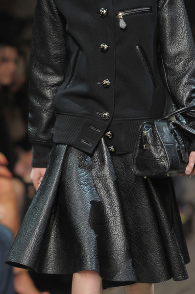 Loewe at Paris Fall 2012 (Details)