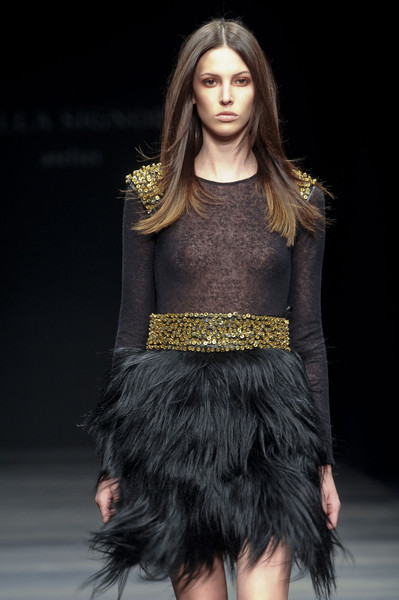 Lorella Signorino at Milan Fall 2011