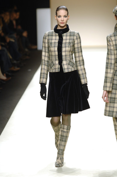 Lorenzo Riva at Milan Fall 2007