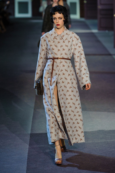 Louis Vuitton at Paris Fall 2013