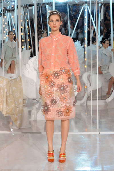 Louis Vuitton at Paris Spring 2012