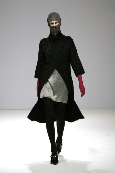 Louise Goldin at London Fall 2007