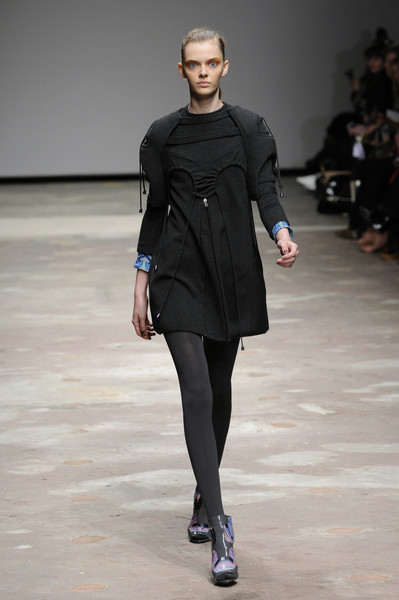 Louise Goldin at London Fall 2008