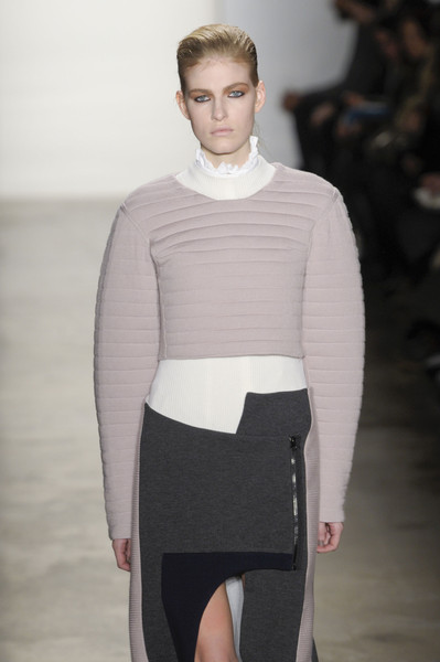 Louise Goldin at New York Fall 2013