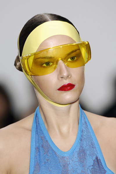 Louise Goldin at London Spring 2008 (Details)
