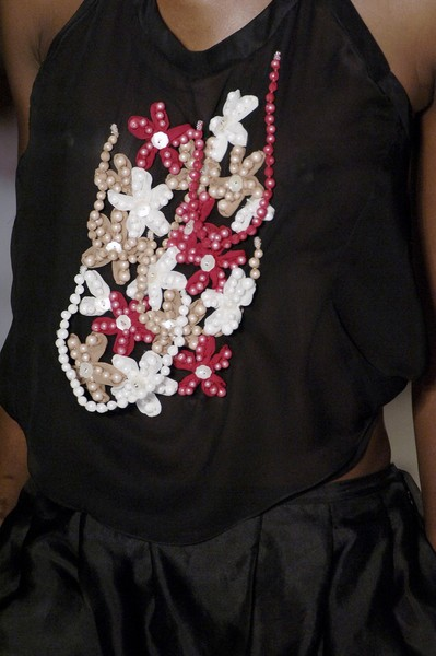Luca Luca at New York Spring 2007 (Details)