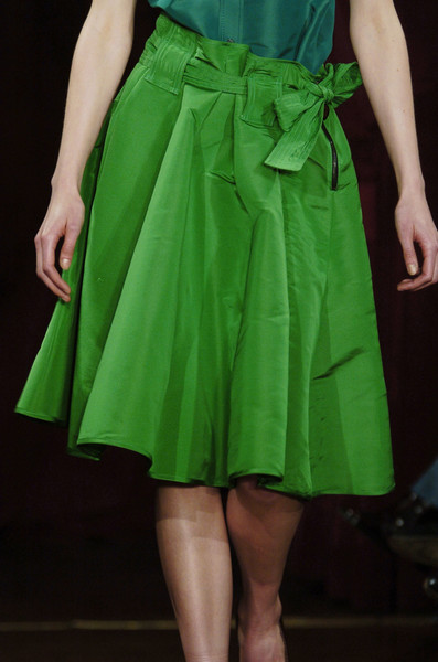 Luella Bartley at New York Fall 2005 (Details)