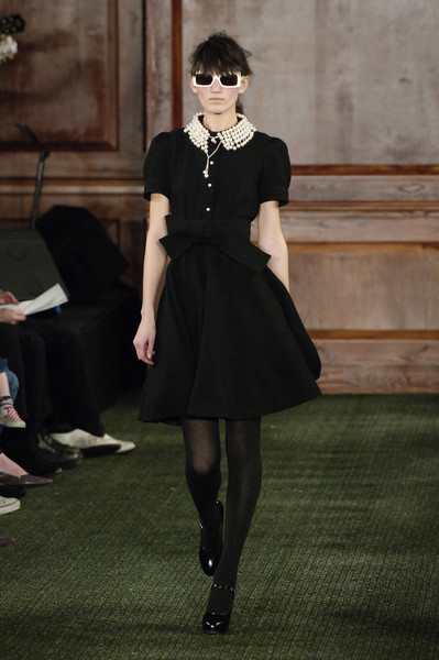Luella Bartley at New York Fall 2006
