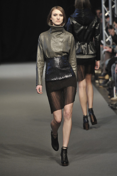 Lutz at Paris Fall 2009