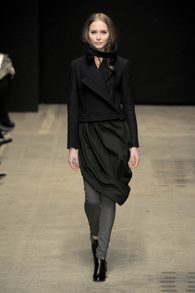 Lutz at Paris Fall 2010