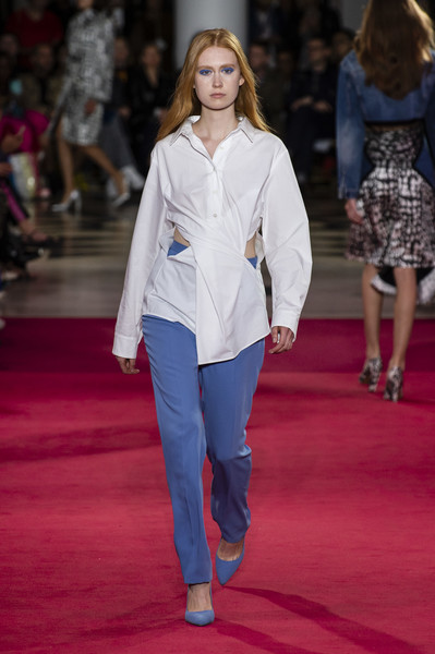 Lutz Huelle at Paris Spring 2019