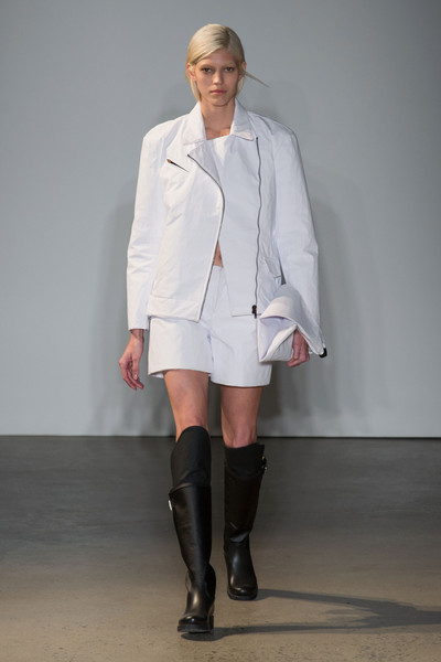 MM6 Maison Martin Margiela at New York Fall 2014