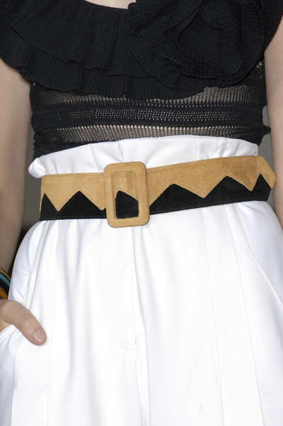 Malandrino at New York Spring 2008 (Details)