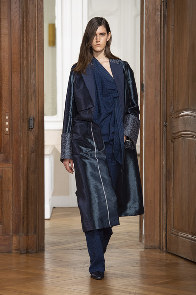 Mame Kurogouchi at Paris Fall 2019