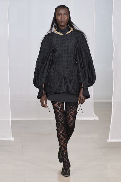 Mame Kurogouchi at Paris Fall 2020