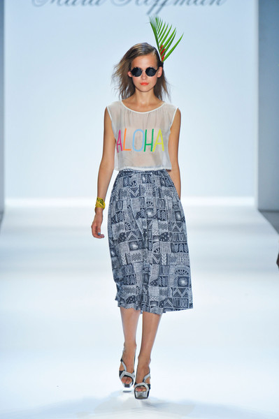 Mara Hoffman at New York Spring 2013