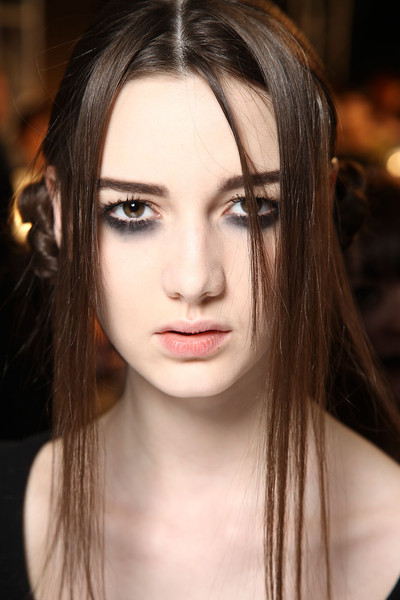 Marc Jacobs at New York Fall 2012 (Backstage)