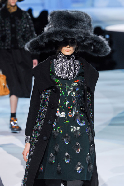 Marc Jacobs at New York Fall 2012