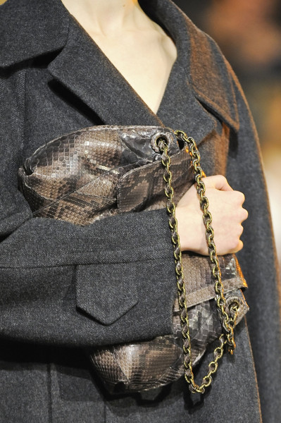 Marc Jacobs at New York Fall 2013 (Details)