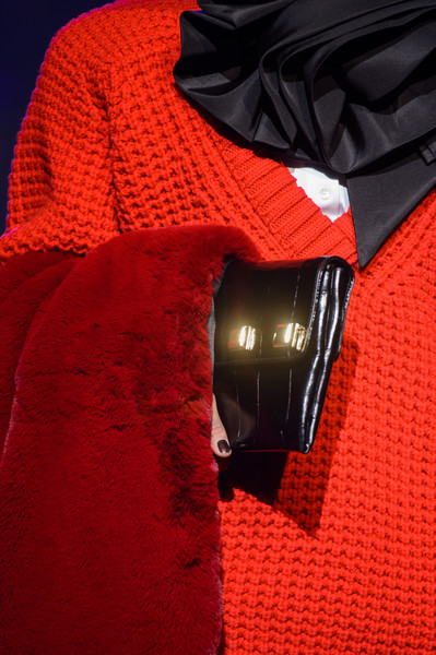 Marc Jacobs at New York Fall 2018 (Details)