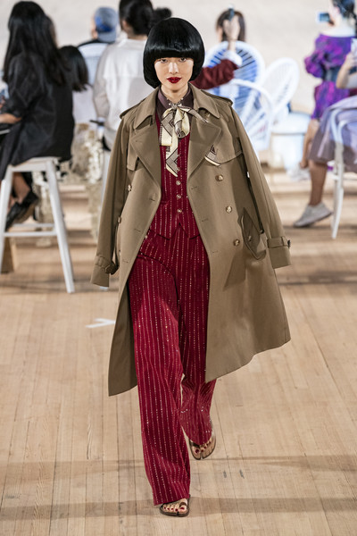 Marc Jacobs At New York Fashion Week Spring 2020 Livingly