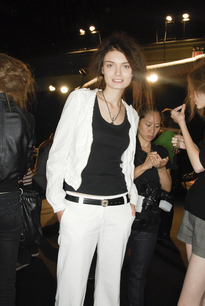 Marc by Marc Jacobs at New York Spring 2008 (Backstage)