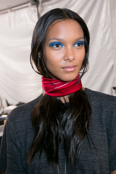 Marc by Marc Jacobs at New York Spring 2014 (Backstage) [hair,face,lip,eyebrow,hairstyle,beauty,head,forehead,long hair,cheek,socialite,marc by marc jacobs,hair,hair,brown hair,fashion,hairstyle,beauty,face,new york fashion week,long hair,hair m,fashion,brown hair,black hair,socialite,hair,brown,beauty.m,02pd - circolo del partito democratico di milano]