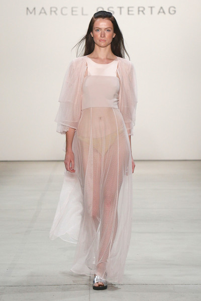 Marcel Ostertag at New York Spring 2017