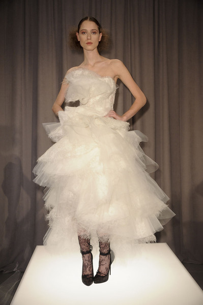 Marchesa at New York Fall 2011