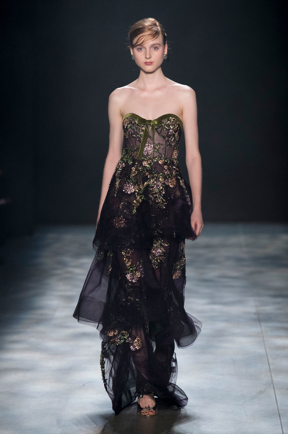 Marchesa at New York Fashion Week Fall 2017