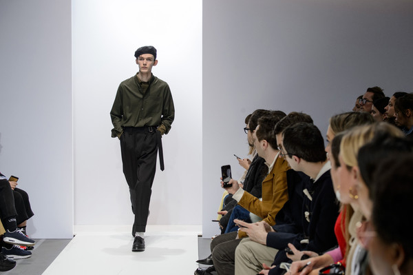 Margaret Howell at London Fall 2018