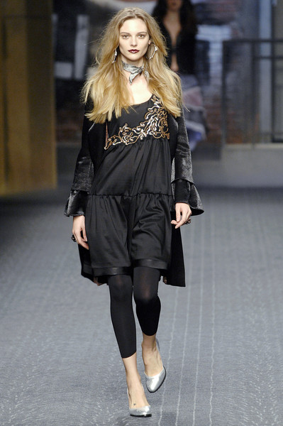 Mariella Burani at Milan Fall 2007
