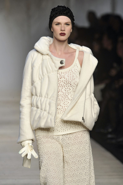 Mariella Burani at Milan Fall 2009