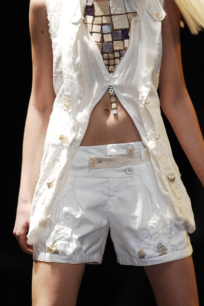 Marithé + François Girbaud at Paris Spring 2007 (Details)