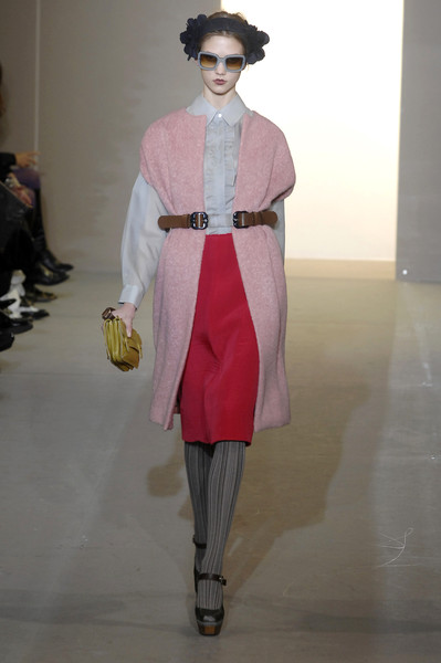 Marni at Milan Fall 2008