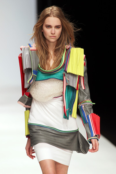 Martina Spetlova at London Fall 2010