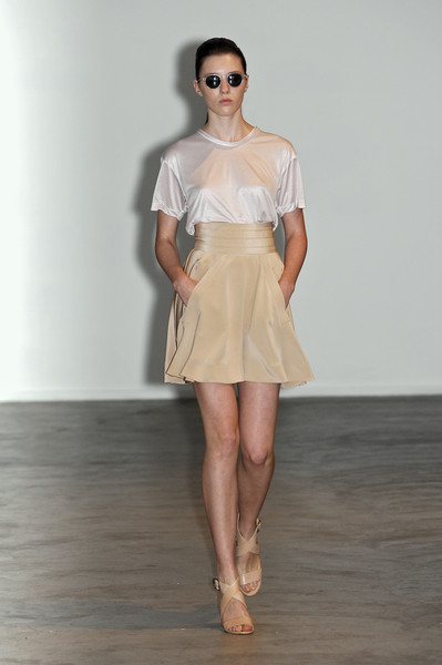 Mary Ping at New York Spring 2008