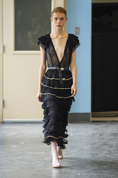 Maryam Nassir Zadeh at New York Spring 2019