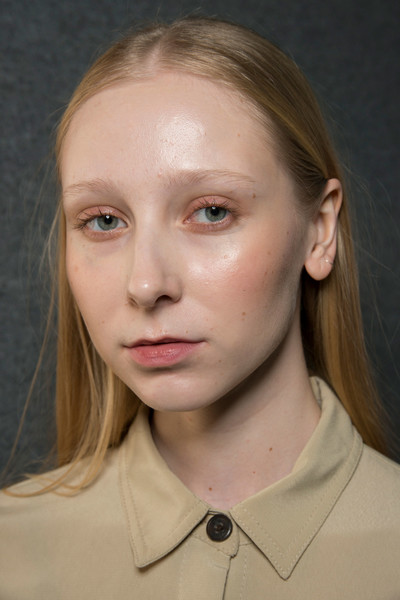 Maryling at Milan Fall 2019 (Backstage) [face,hair,eyebrow,cheek,lip,chin,forehead,skin,head,hairstyle,supermodel,maryling,fashion,model,runway,beauty,vogue,lip,forehead,milan fashion week,ready-to-wear,fashion,maryling,model,milan,runway,supermodel,beauty,vogue,end.]
