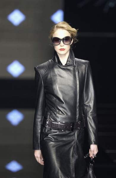 Maska at Milan Fall 2003