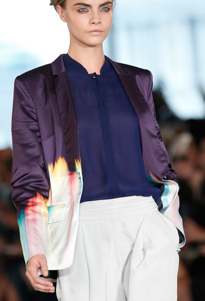 Matthew Williamson at London Spring 2013 (Details)